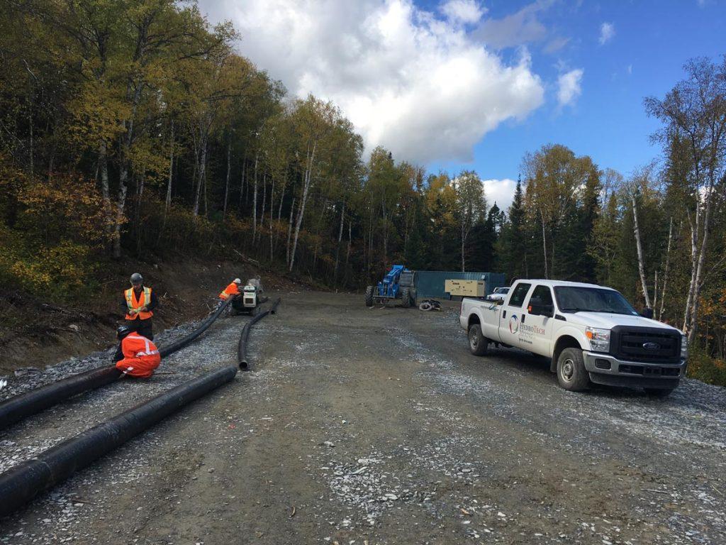 Well pumps - Hydrotech Mining